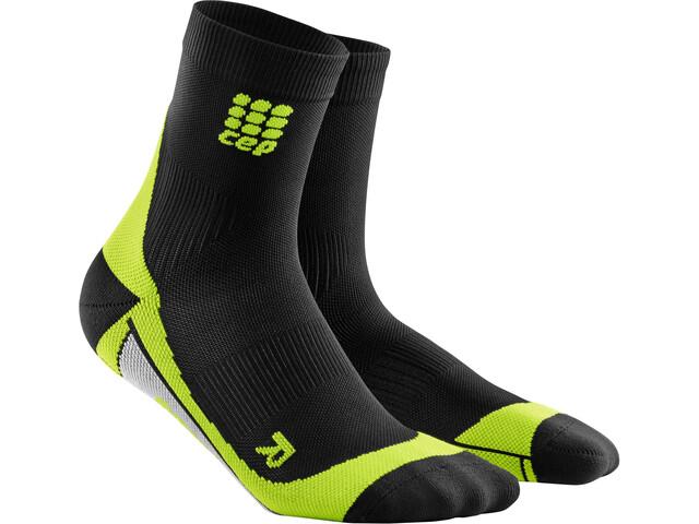 cep Dynamic+ Short Socks Men black/green